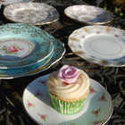 Cupcakes With Tea